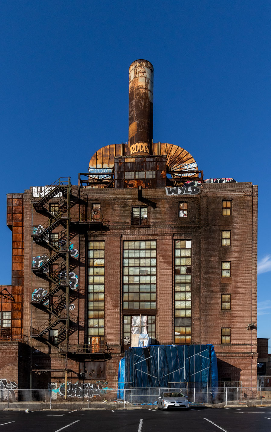 Steam Generaton Plant in Philadelphia, PA