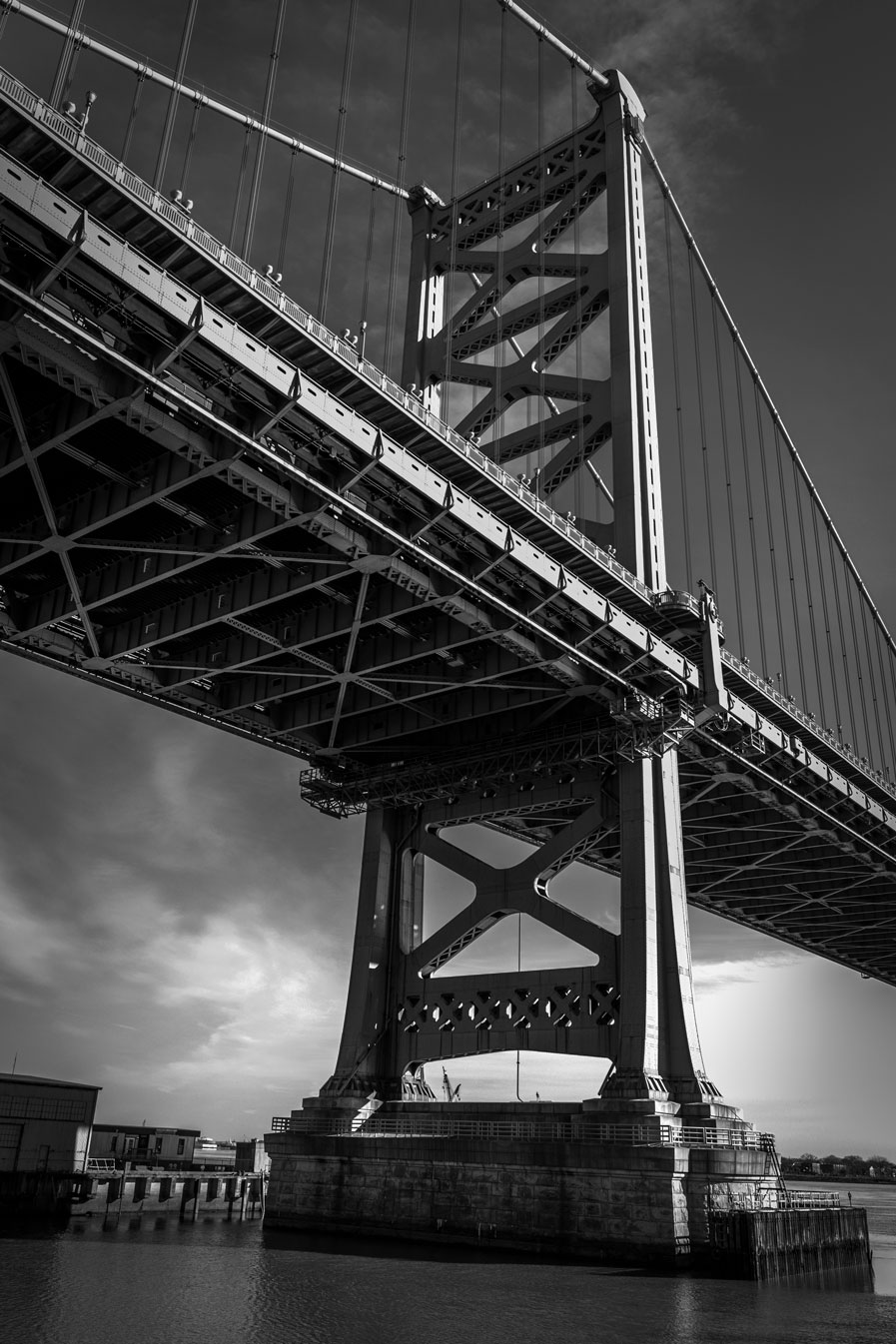 Ben Franklin Bridge, Philadelphia PA